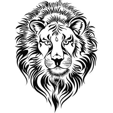 21 lion head coloring pages animals printable coloring