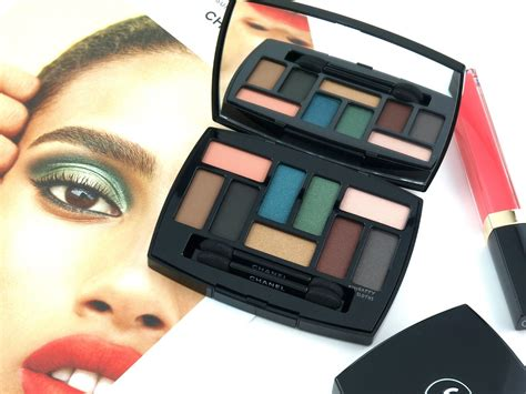 Chanel Summer Exclusive Colour Collection 2007 by Chanel Summer 2018 Collection Neapolis New