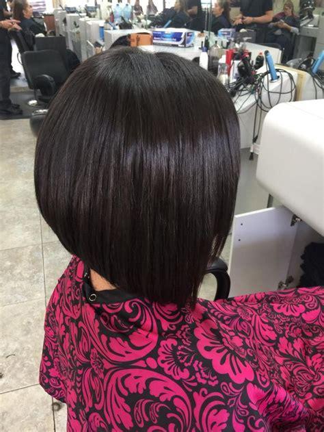 from asymmetrical to diagonal forward the 25 best diagonal forward haircut ideas on pinterest