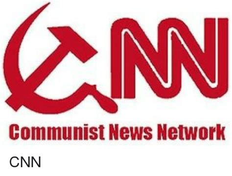 news network communist news network cnn meme on me me