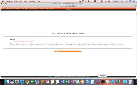 installing bootstrap on ubuntu 14 04 install ubuntu openstack autopilot on ubuntu 14 04 ask