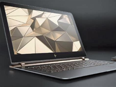 Intel Metro Worlds Thinnest Laptop by Hp Unveils Spectre The World S Thinnest Laptop Wptv