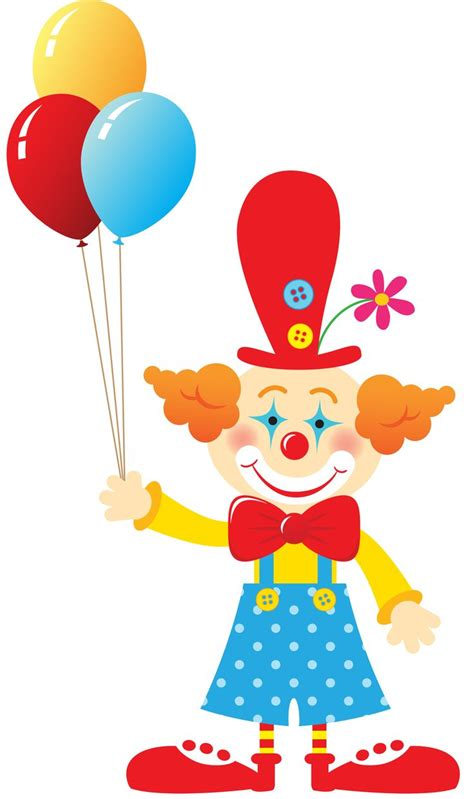 clown clipart birthday clowns clip cliparts