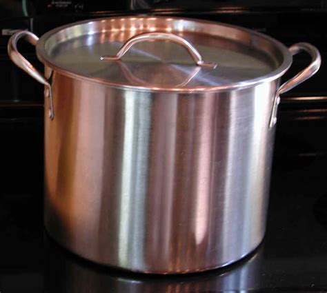 Large Pot Pot Large Stainless Steel Food Preparation Utensils And