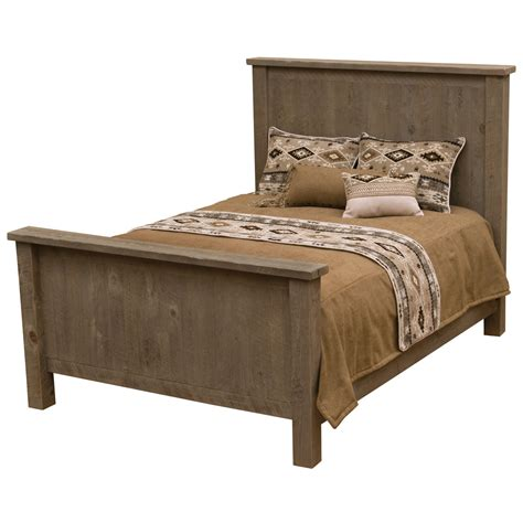 traditional bedding frontier driftwood traditional bed twin