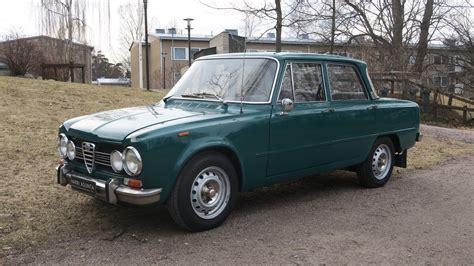 1974 Alfa Romeo by 1974 Alfa Romeo Giulia 1300 Bring A Trailer