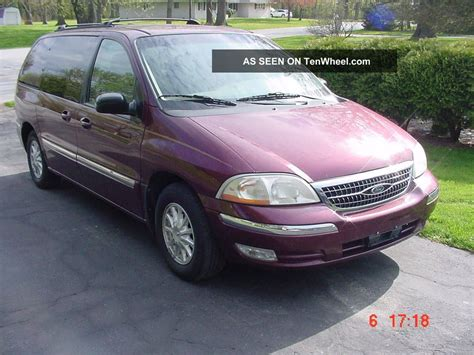 Ford Windstar 2000 by 2000 Ford Windstar Se