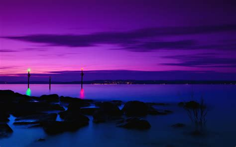 purple sunset wallpaper 23196 1920x1200 px hdwallsource