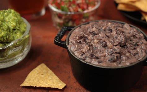 S Kitchen Refried Black Beans refried black beans recipe chowhound