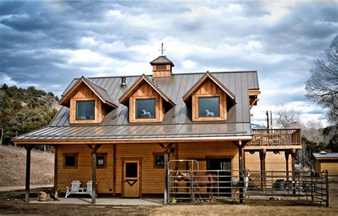 living in a barn stable style an apartment barn in taos horses heels