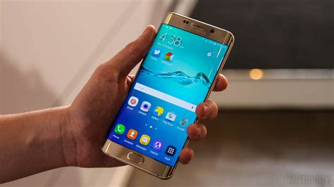 Samsung S6 Edge Gold 6 samsung galaxy s6 edge plus problems and fixes
