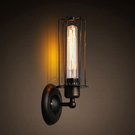 Wall Light Sconces Cube ? Home Ideas Collection : Wall