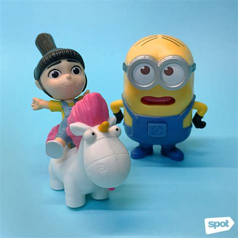 Promo Happy Meal Agnes Rockin Unicorn Minion Mcd Mcdonald Minions mcdonald s launches new minions happy meal toys spot ph