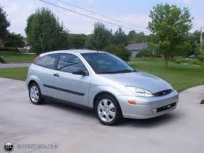 Ford Zx3 2001 Ford Focus Zx3 Id 2412
