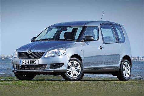 used skoda roomster skoda roomster 2010 2015 used car review car review