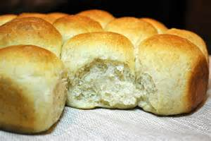 with rolls buttery pan rolls vedged out
