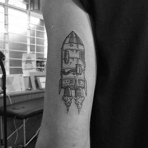 rockets tattoo designs arm rocket graphic rocket