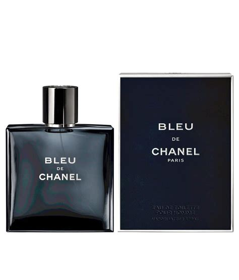 Parfum Bleu De Chanel 100ml bleu de chanel edt for 100ml snapdeal price perfumes