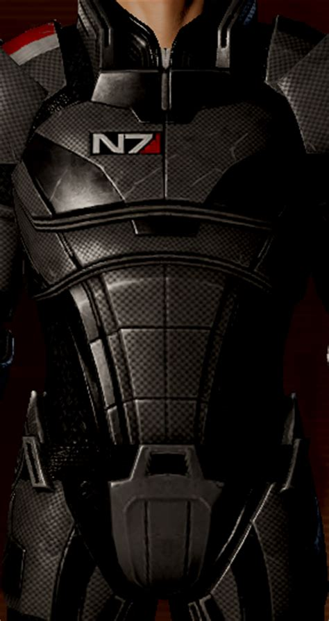 mass effect capacitor chestplate n7 armor mass effect wiki mass effect mass effect 2 mass effect 3 walkthroughs and more