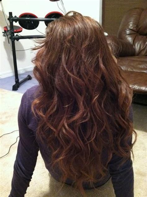 perm for big face 25 best ideas about beach wave perm on pinterest loose
