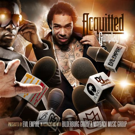 best new mixtapes gunplay acquitted hosted by evil empire mixtape