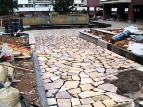 piastrellista svizzera rivestimento in pietra di trani roma www porfidocaste