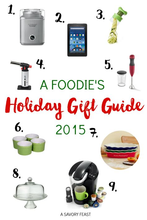 a foodie s holiday gift guide