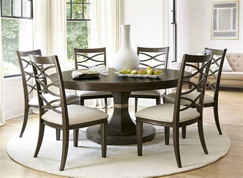 15 Best Ideas Of Round Design Dining Room Tables Sets Table Dining Room Furniture