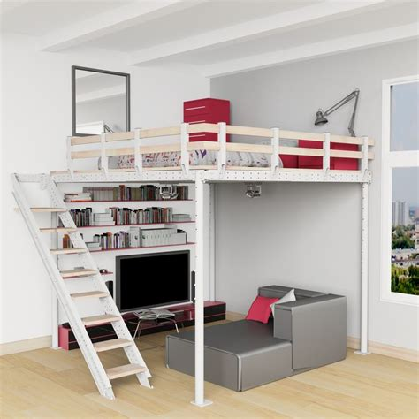 mezzanine bed best 25 mezzanine bed ideas on pinterest mezzanine
