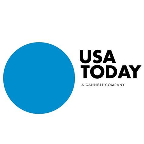 logo today usa today font