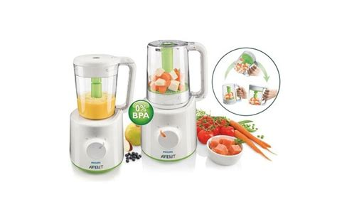 Philips Avent Baby Food Steamer Blender philips avent combined baby food steamer and blender how we rie