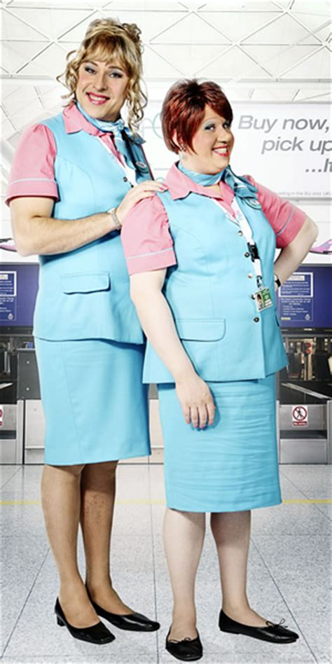 matt lucas airport comedy yakiyol immigration officer come fly with me