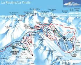 Chalet Floor Plans Chalets Les Landelieres La Rosiere France Esprit Ski