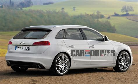 audi 2012 a3 car and driver