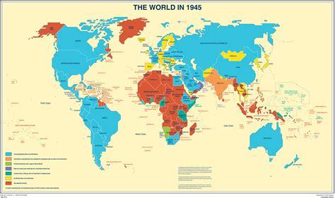 world map 1945 image gallery world map 1945