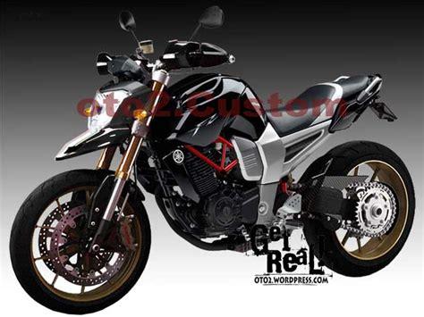 Tangki Depan Tangki Drag Drag Motor yamaha byson vs new mega pro siapa yang layak menyandang