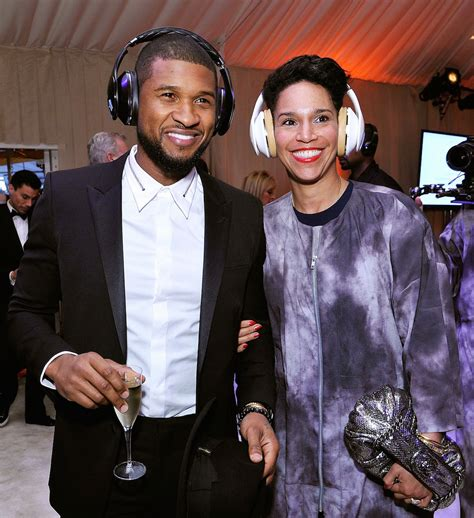 Congrats To Usher Hes Engaged congrats usher married grace miguel