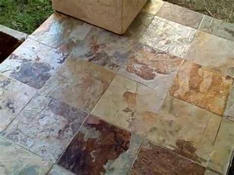acrylic stone sealer  slate tile review youtube