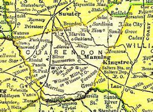 Clarendon County Records Grove Clarendon County South Carolina
