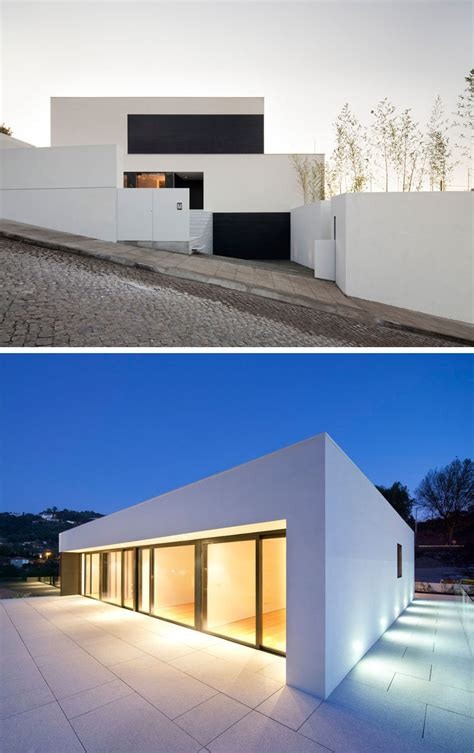 how to make your house look modern house exterior colors 11 modern white houses from around the world contemporist