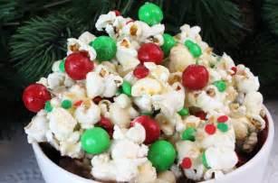 Holiday Popcorn Santa Crunch Popcorn Two Sisters Crafting