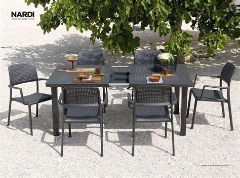 nardi giardino tavolo da giardino allungabile levante nardi