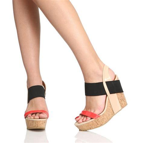 chaussure compense pour femme