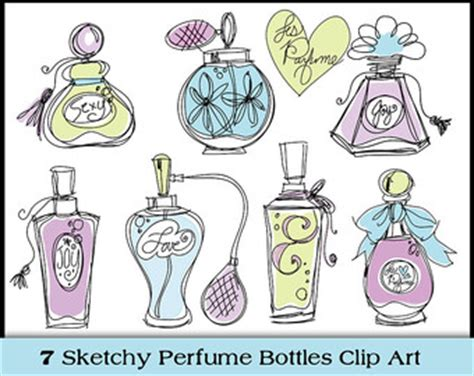 Minyak Wangi X Limited popular items for makeup clipart on etsy