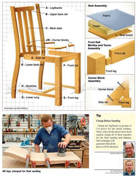 dining room chair plans dining room chair plans home design