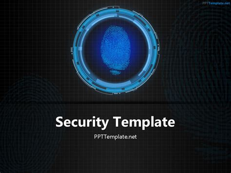templates powerpoint security free security ppt templates ppt template