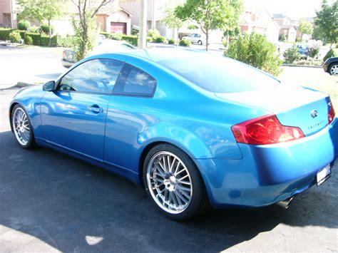 infiniti ta service fs 2003 g35 coupe carribean blue g35driver infiniti