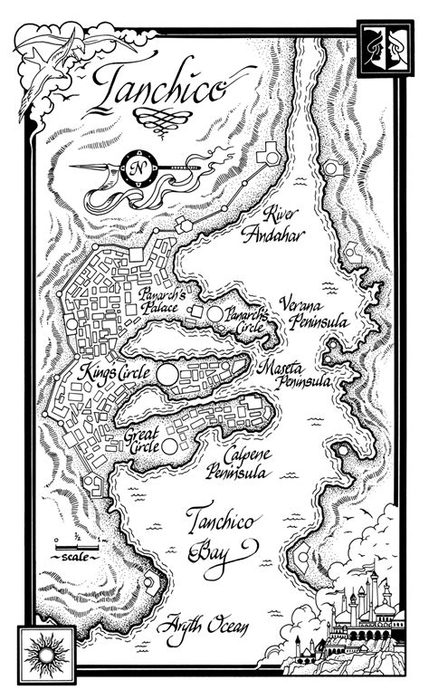 Tanchico - A Wheel of Time Wiki