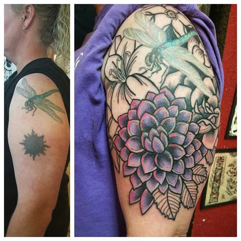 cover tattoo 55 best cover up designs meanings easiest way