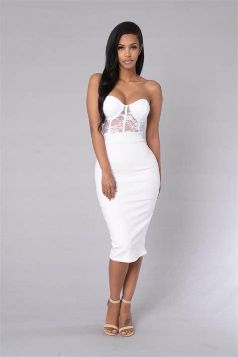 Choice Dress choice dress white